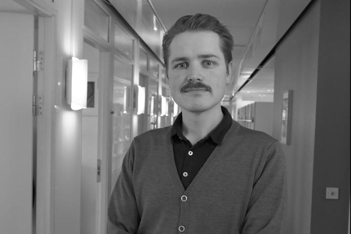Johan Colliander : Webbredaktör, Fri Köpenskap/Food Supply