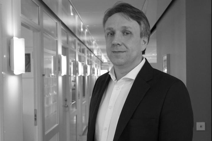 Magnus Kepinski : VD, Försäljningsdirektör