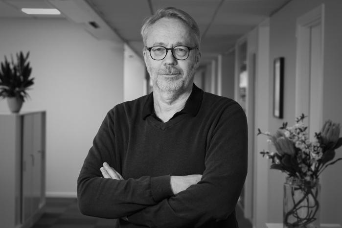 Nils Lindstrand : Chefredaktör Nordisk Träteknik, redaktör Building Supply
