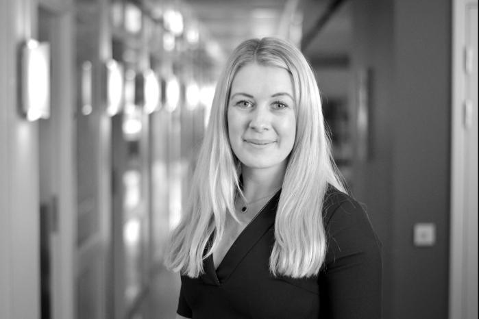 Paulina Fredriksson : Mediechef, U&D