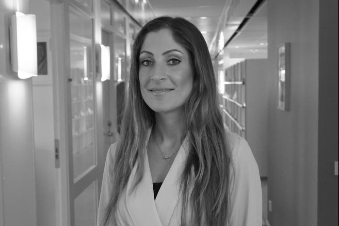 Linda Gheysari (Föräldraledig) : Mediechef, Dagens Handel och Rent