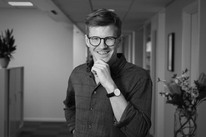 Pontus Nyman : Reporter, Fri Köpenskap