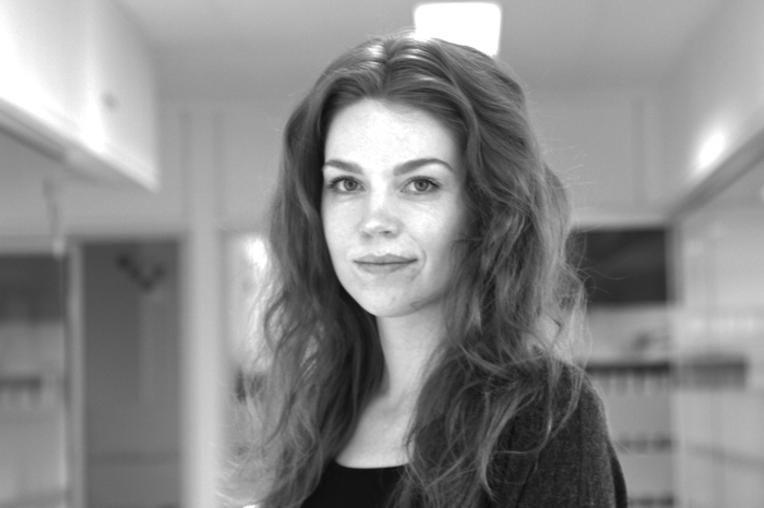Charlotte Haagen Loznica : Kommerciel redaktør