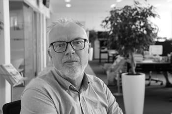 Flemming Haslund : Chefredaktør, Motor-magasinet