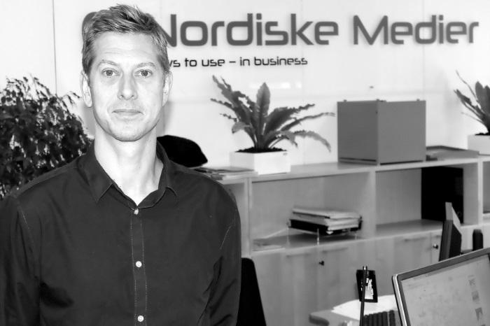 Jacob E. Jørgensen : Projektchef - Magasiner