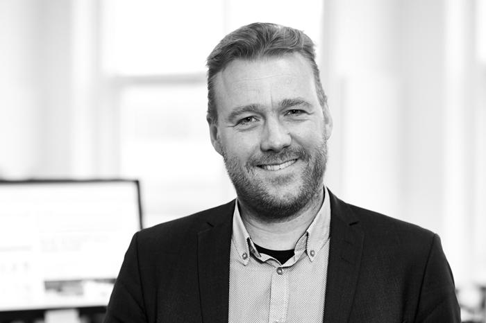 Nicolai Østergaard : Chefredaktør, Søfart