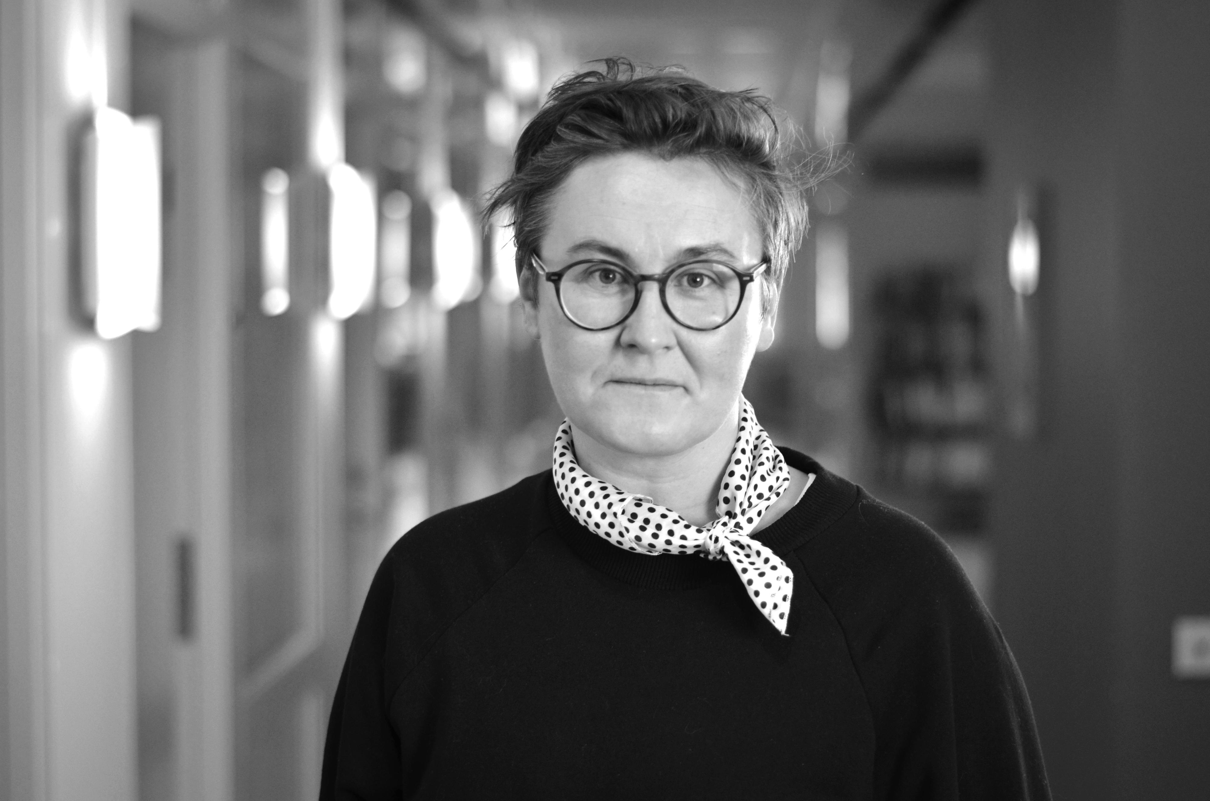 Pernilla Hansson : Webbredaktör, Habit Sko&Mode/Dagens Handel