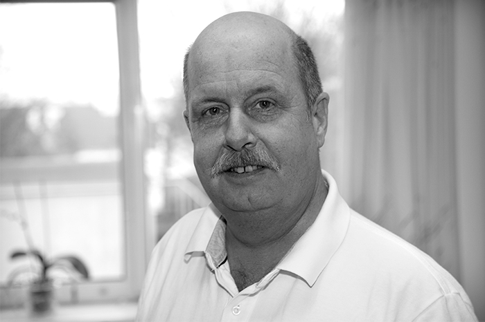 Vagn Jensen : Distriktschef, Sjælland & øer
