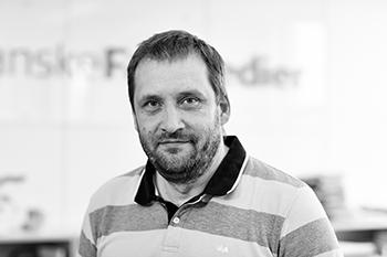 Bo Thingvad : Web- og udbudsredaktør, Licitationen