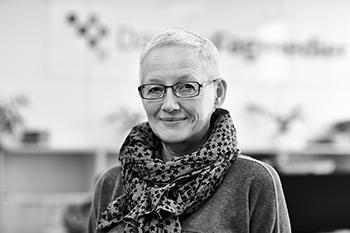 Lotte Westh : Redaktionel medarbejder