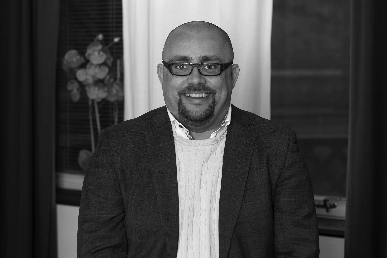 Roger Andersson : Distriktschef sälj