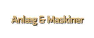 Anlæg&Maskiner Logo