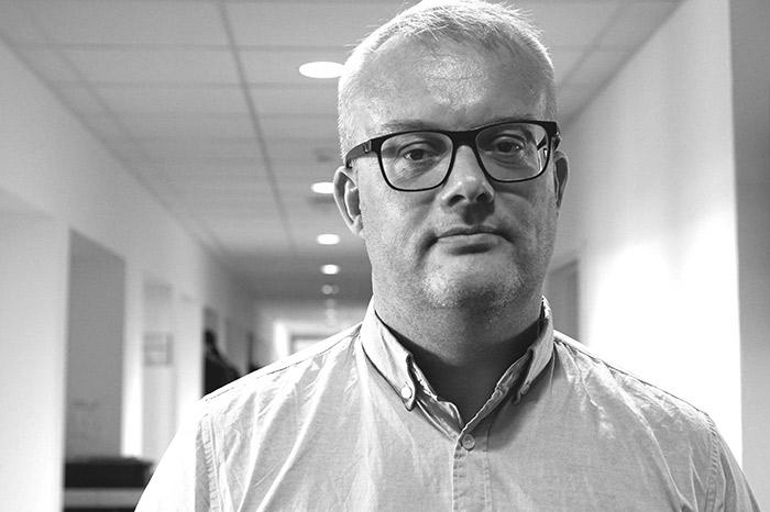 Søren Dietrichsen : Konst. ansv. chefredaktør og Digital chef