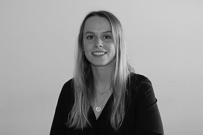 Clara Germansen : Studentermedhjælper