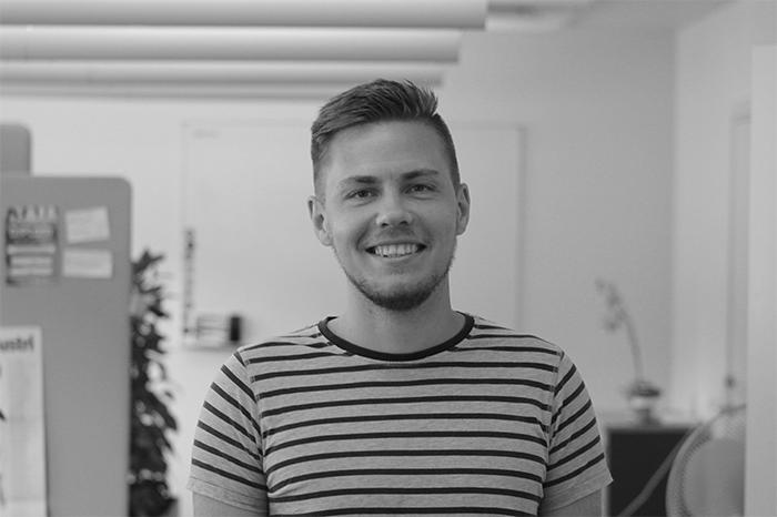 Christian Heegaard Kongsøre : Redaktionsassistent