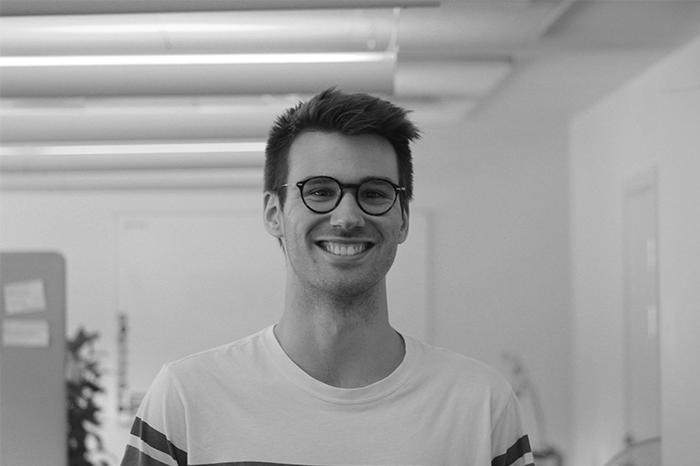 Daniél Garrido-Y Martinez Nielsen : Studentermedhjælper