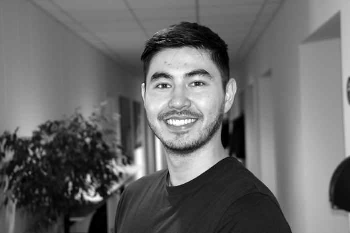 Sebastian Chiang Halvorsen : Key Account Manager
