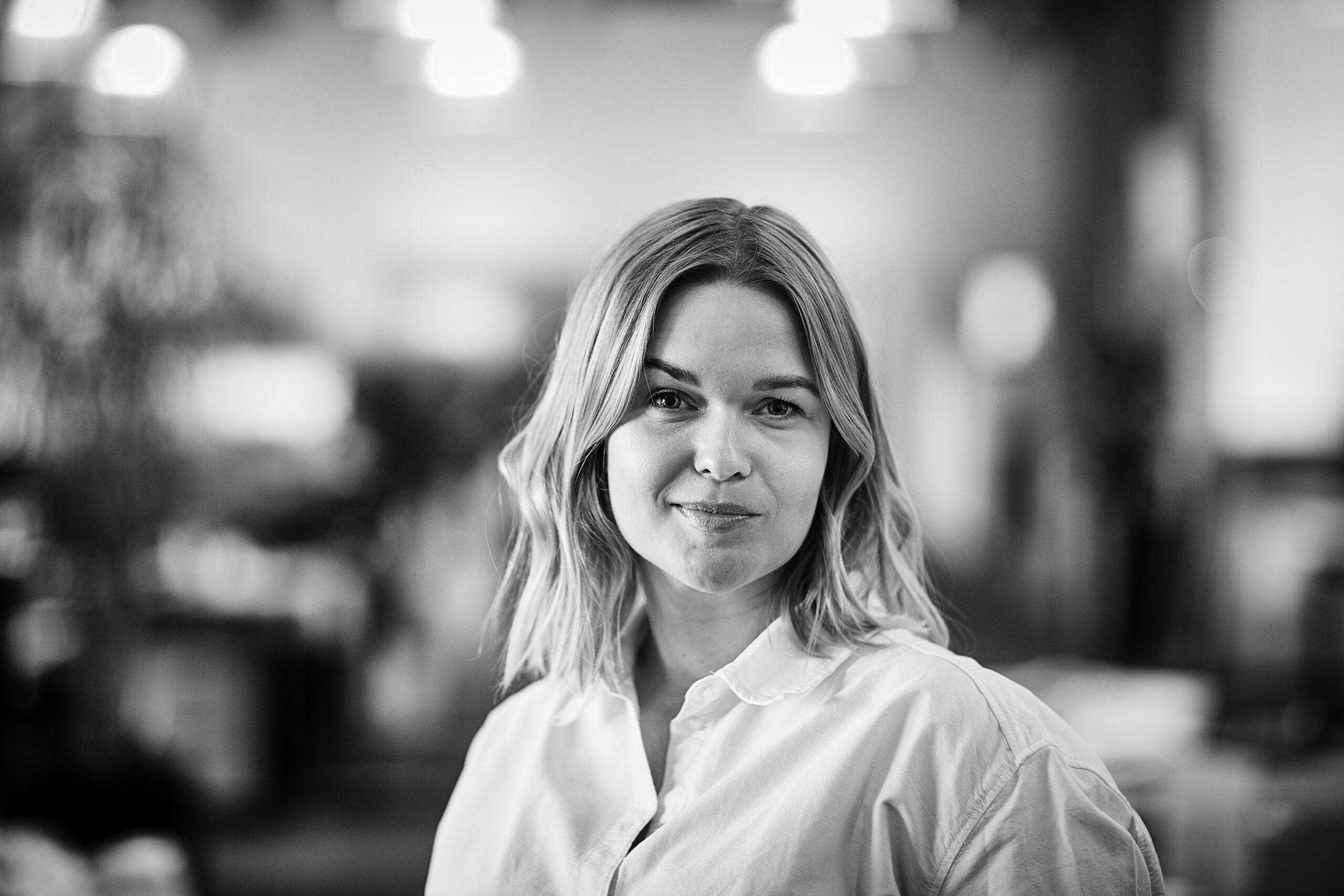 Carina Østergaard : Chef for Produkt og Marketing