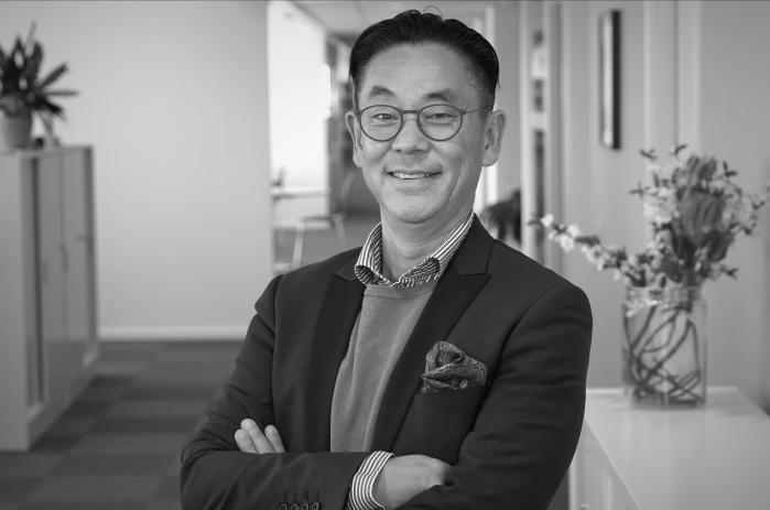Johan Sandin : Försäljningschef
